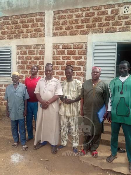 Jamaat of Bouna region of Dedougou
