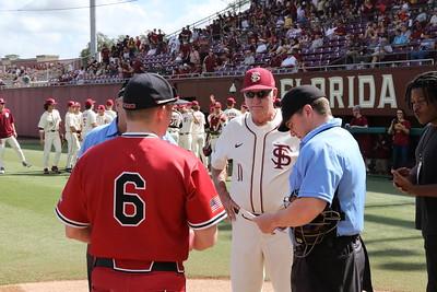 Baseball at Florida State - Feb. 23, 2019