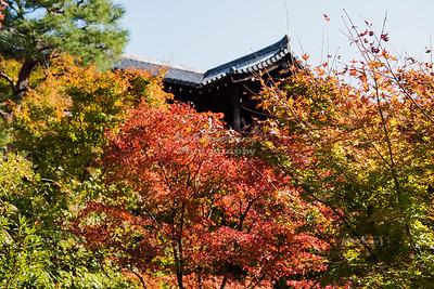 Japan - Kyoto - Tofuku-ji Temple