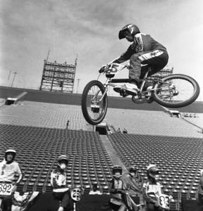1979 LA Coliseum race - Halftime Show