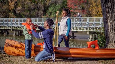 02-Park Family Canoe
