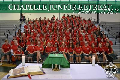 Junior Retreat 2013