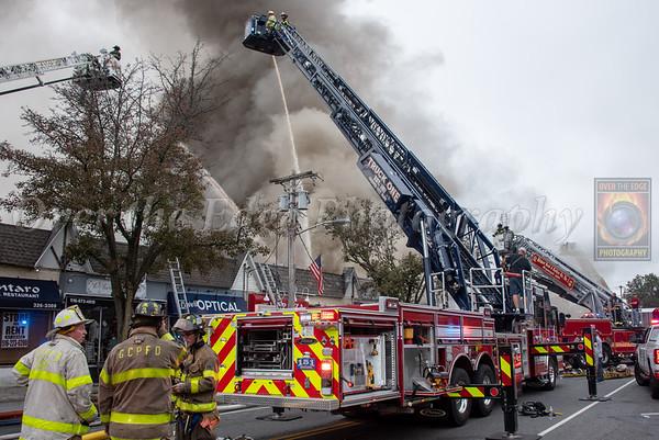 Floral Park Buidling Fire 09/27/2020