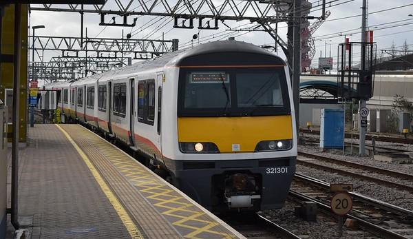 UK Rail January 2018
