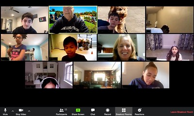 5.8.2020 LS Virtual Field Day for 5th Graders