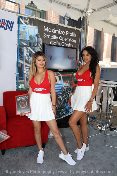 Day 2 Booth Models
