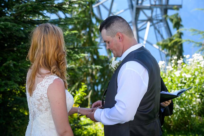 Heidi and James Wedding