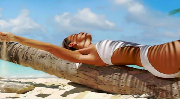 Hide Away Beach Club, Freeport, Bahamas