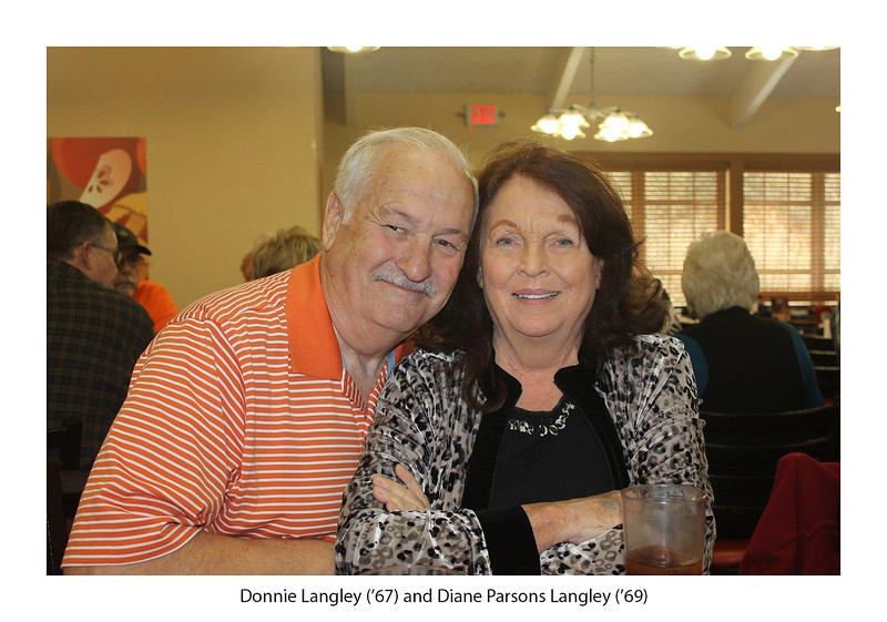 Donnie Langley '67 and Diane Parsons Langley '69.jpg