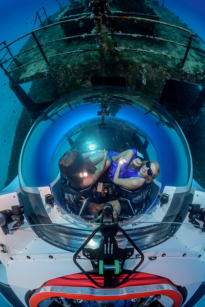 U-Boat Worx Super Yacht Sub 3, Malta.