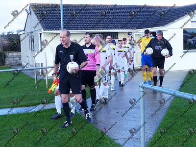 Ludgvan (Home)  Charity Cup