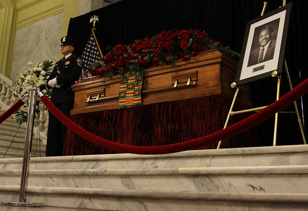 Mayor Barry Funeral