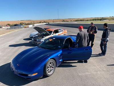 SCCA Time Trial, ECR, Oct 28, 2019