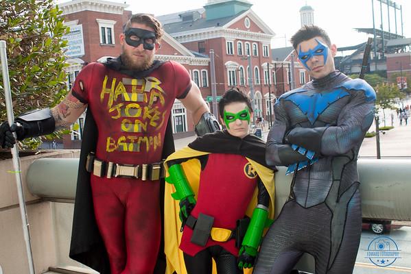 Baltimore Comic Con 2016