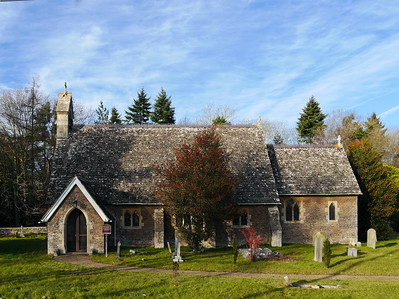 St Lawrence, Church of England, A420, Tubney, OX13 5QJ