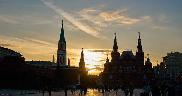 2017-05-28 Москва - Прогулка