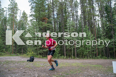 2018 Xterra Canmore Run 1