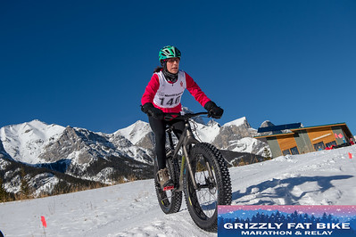 2019 Fat Bike Marathon Cat Track