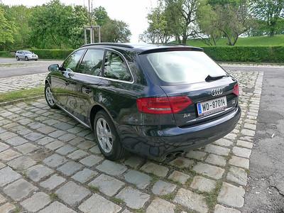2012 Audi A4 Avant TDI