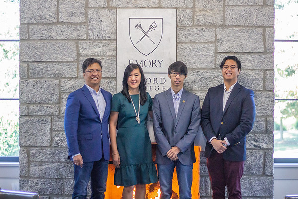 Oxford Legacy Breakfast and Pinning Ceremony  | 10.21.2018  | Oxford
