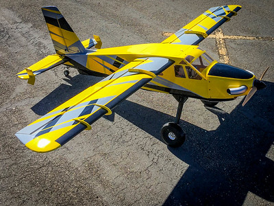 "Legacy Aviation 84"" Turbo Bushmaster"