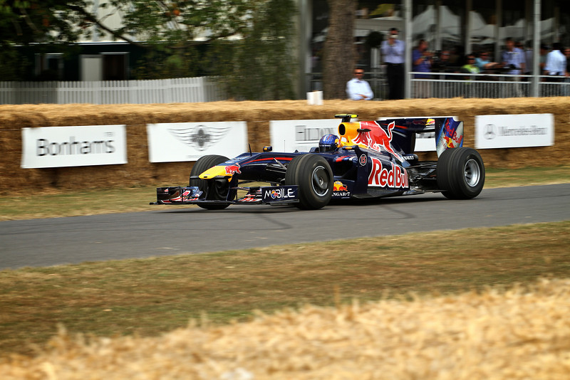 Adrian Newey, Red Bull-Cosworth RB5 (2009)