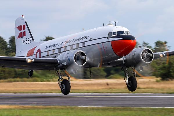 OY-BPB - Douglas DC-3 (C-47A-85-DL)