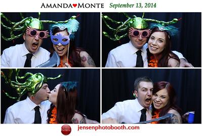 Amanda & Monte