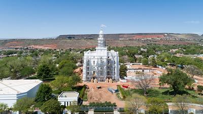 St. George Temple Renovation 4/22/2020