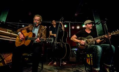 Koncert : HP Lange, Troels Jensen, Paul Junior