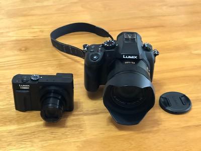 FZ1000 and ZS70 comparison shots
