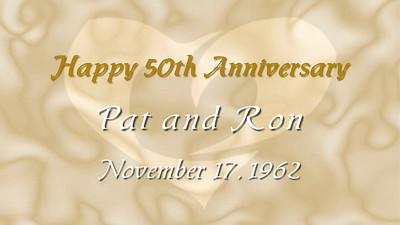 Pat and Ron