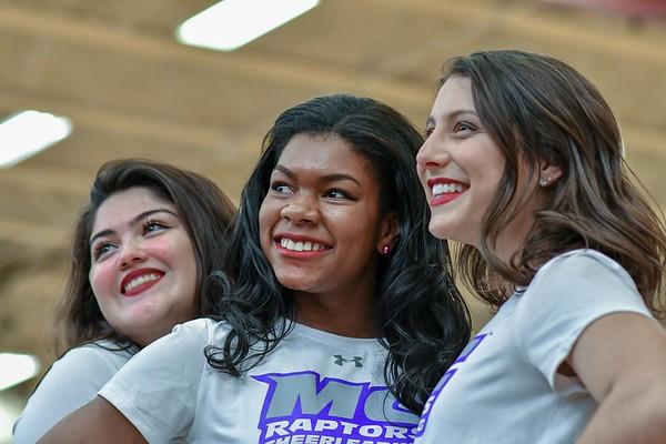 20190202 Cheerleading Montgomery College Rockville