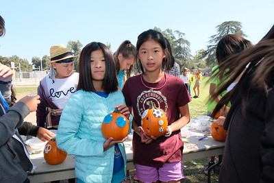 A Pumpkin Patch of Noontime Fun for HMS