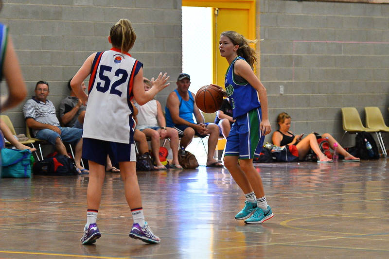 Riverland Junior Basketball Carnival U16 Girls