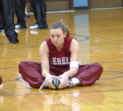SNHS Girls Basketball 2005-2006
