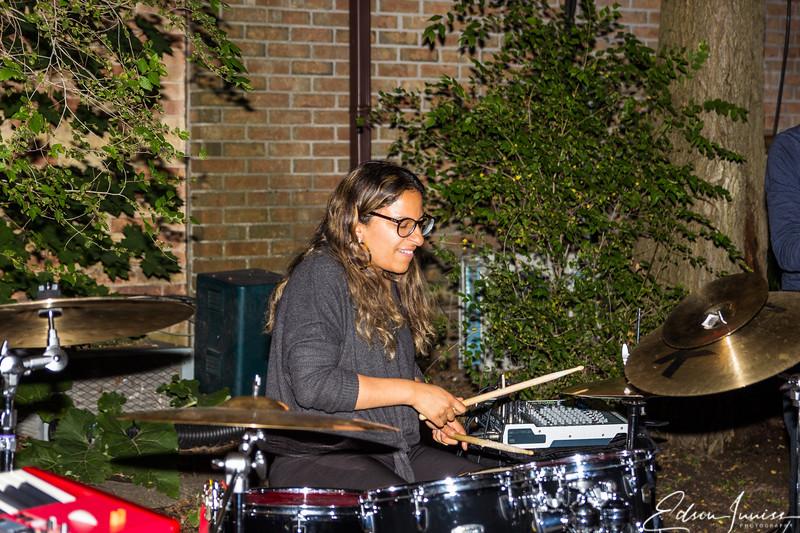 Markham Jazz 2019 - Quincy Bullen Band