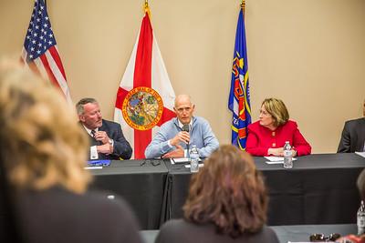 1-4-2018 Puerto Rico Relief Efforts Roundtable- Orlando