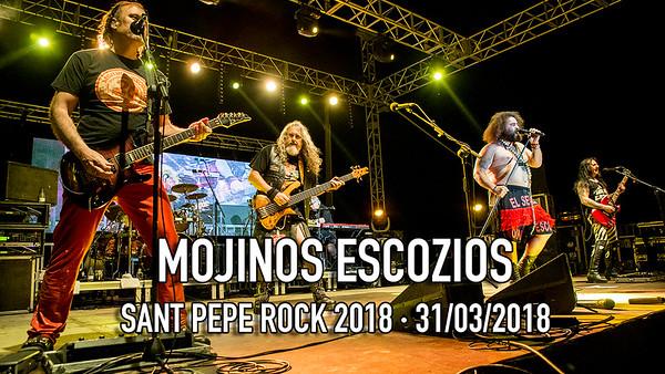 MOJINOS ESCOZIOS - SANT PEPE ROCK