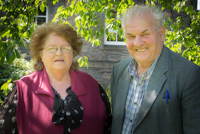 Mr & Mrs Morrison's 50th Wedding Anniversary