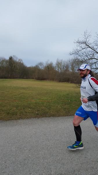3. Lauf Winter-Lauf-Serie 2016