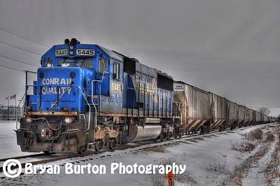 Various Trains