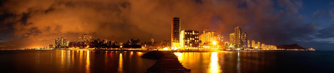 Waikiki Panoramas MMXII