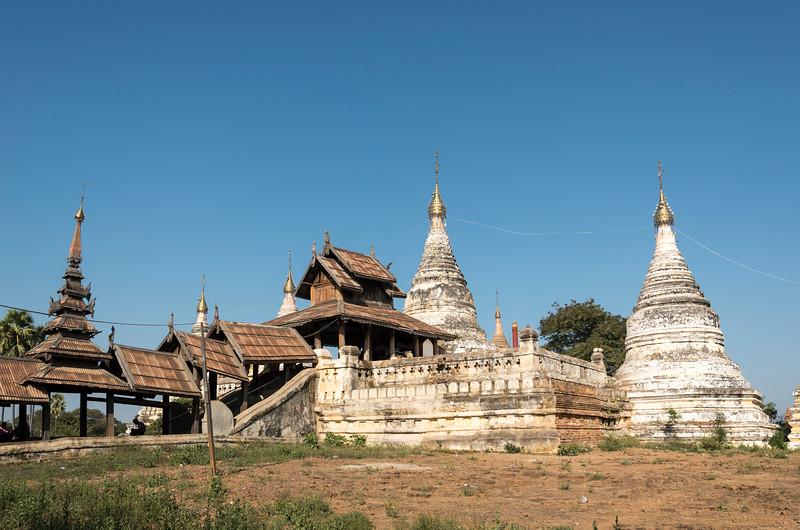 Minochantha Stupa Group, Bagan