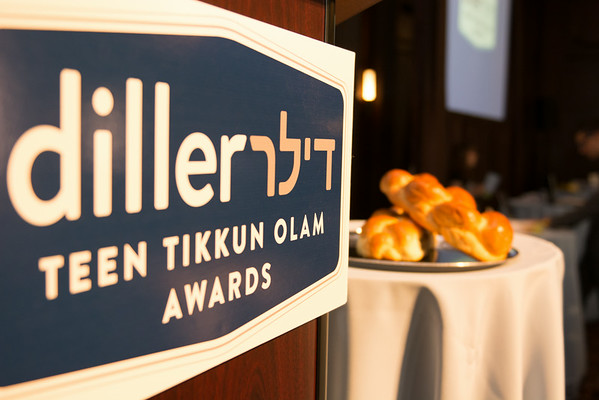 Diller Teen Awards 2014