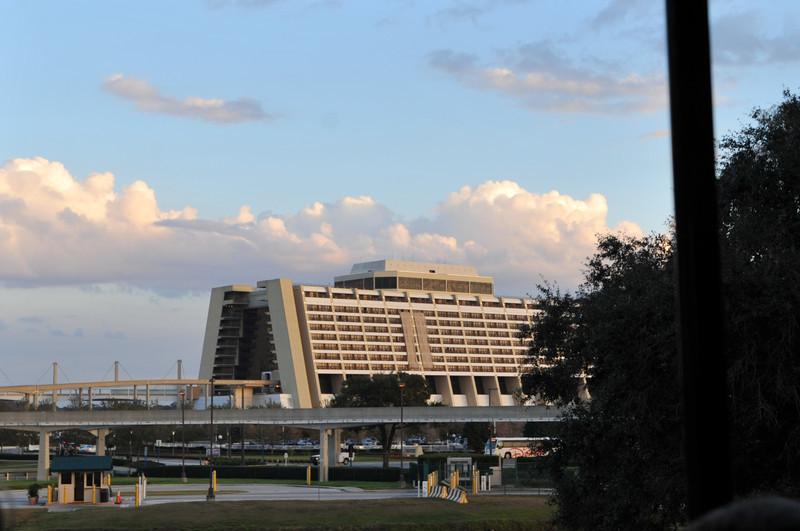Contemporary Hotel