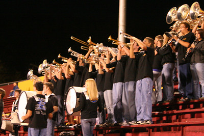 band at Science Hill