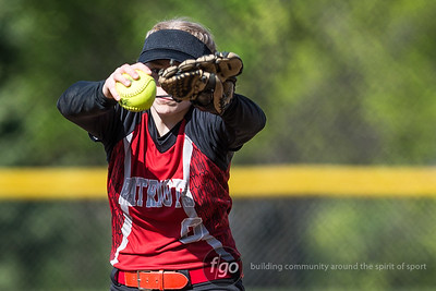 5-12-15 Minneapolis Southwest v Minneapolis Patrick Henry Softball