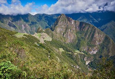 Machu Picchu Hike 4 Sun Gate