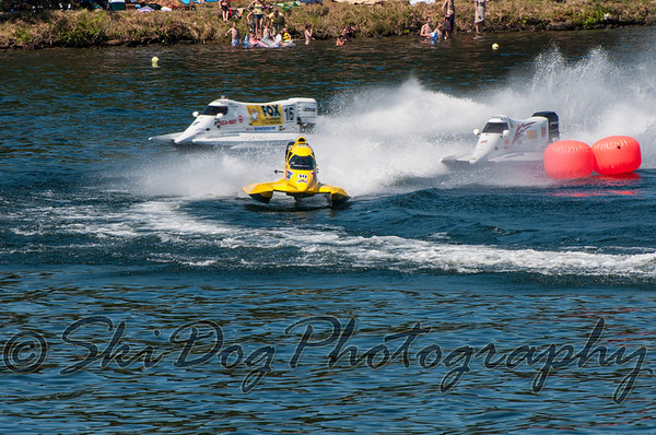 F1 Boat Racing
